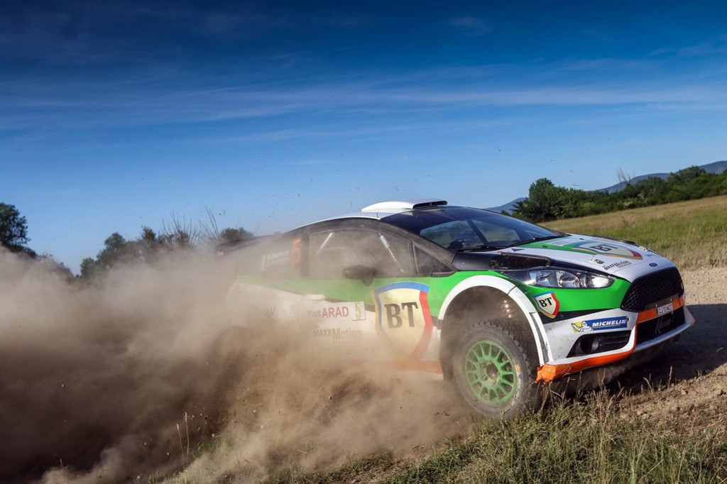 Marisca-Poenaru, Triumph at Rally Arad
