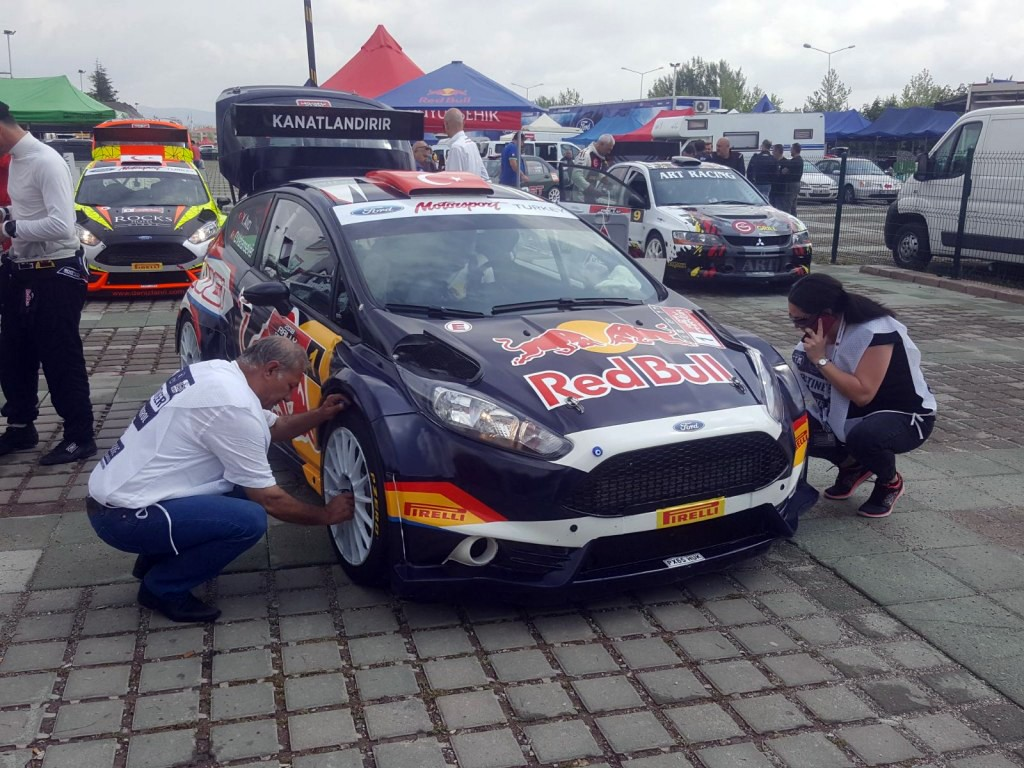 ESOK Rally'da 2. Gün Başladı