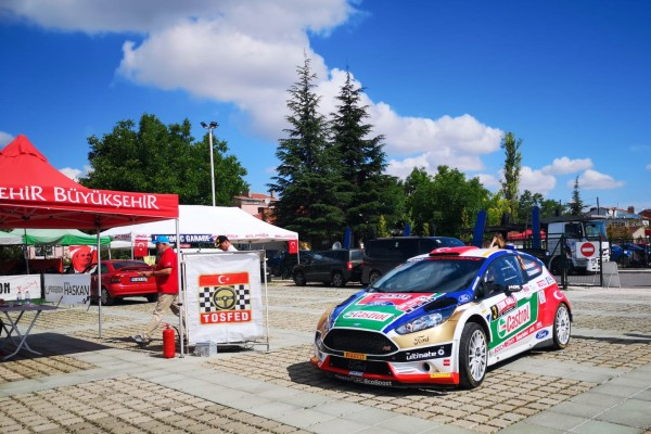 (Turkish) ESOK Rally'de 2. Gün Başladı