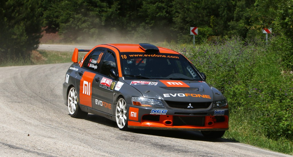 (Turkish) Evofone ESOK Rally 2021