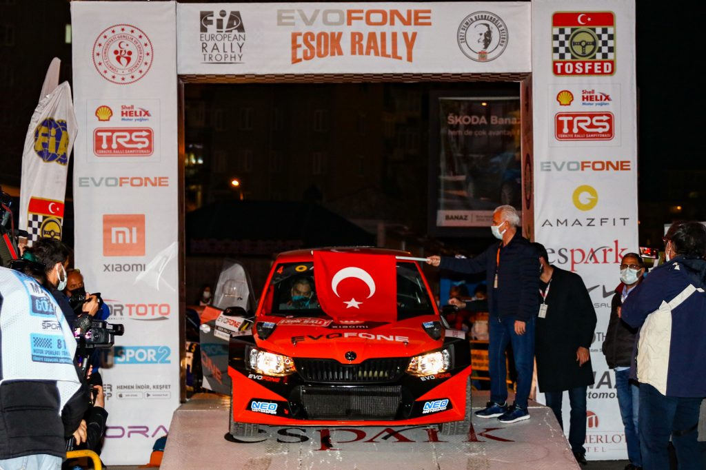 (Turkish) Evofone ESOK Rally Başladı