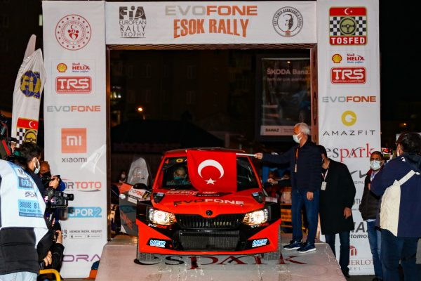 (Turkish) Evofone ESOK Rally Başladı